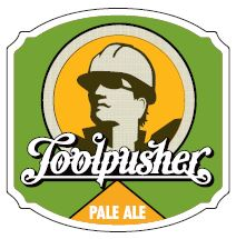 Logo of Spindle Tap Tool Pusher Pale Ale