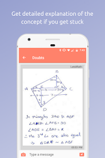 letsmath instant math doubt help tutoring android apps on   letsmath instant math doubt help tutoring screenshot thumbnail
