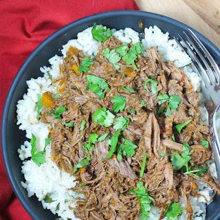 Barbacoa Beef (Instant Pot or Slow Cooker).