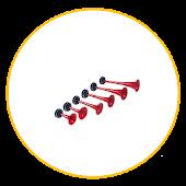 Le Tour de France Horn