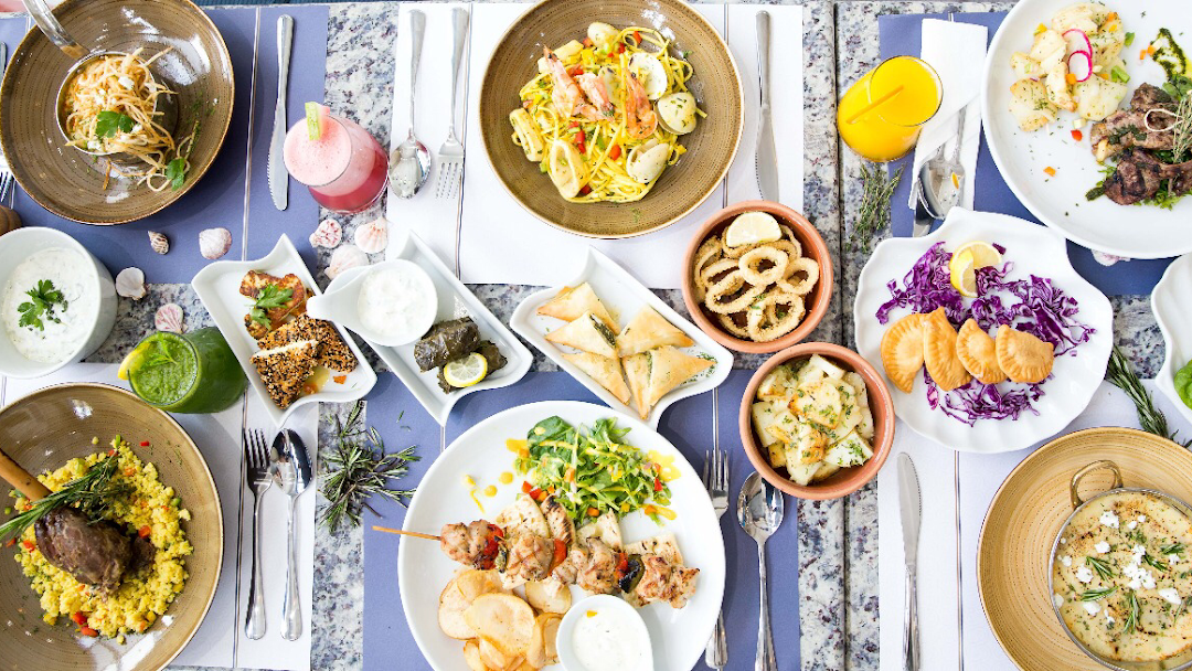 Mykonos Restaurant مطعم ميكونوس اليوناني Greek Restaurant In Jeddah
