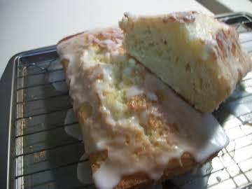 Limoncello Pound Cake (Kat)