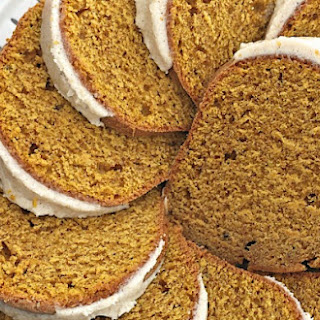 Chai-Spiced Pumpkin Pound Cake