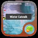 Inverno Catwalk GO SMS icon