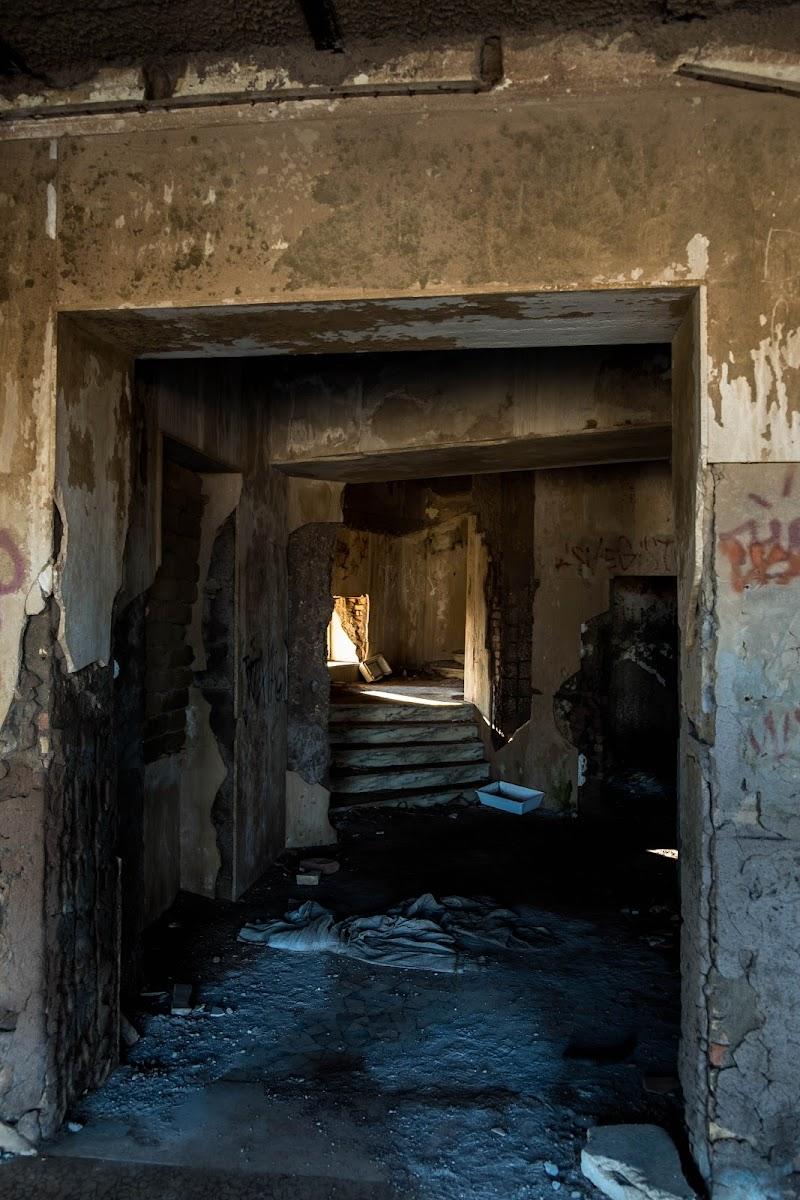 Vecchio Faro di Fiumicino di claudio1984