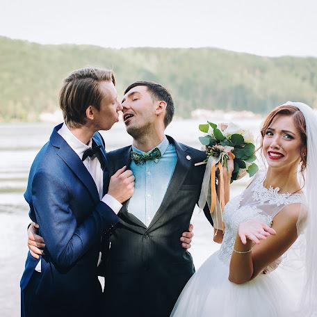 Wedding photographer Elli Fedoseeva (ElliFed). Photo of 31.01.2018