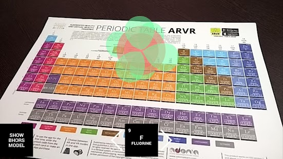 Periodic table arvr android apps on google play periodic table arvr screenshot thumbnail urtaz Gallery