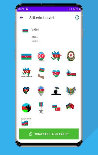 Azərbaycan stikerləri screenshot 3