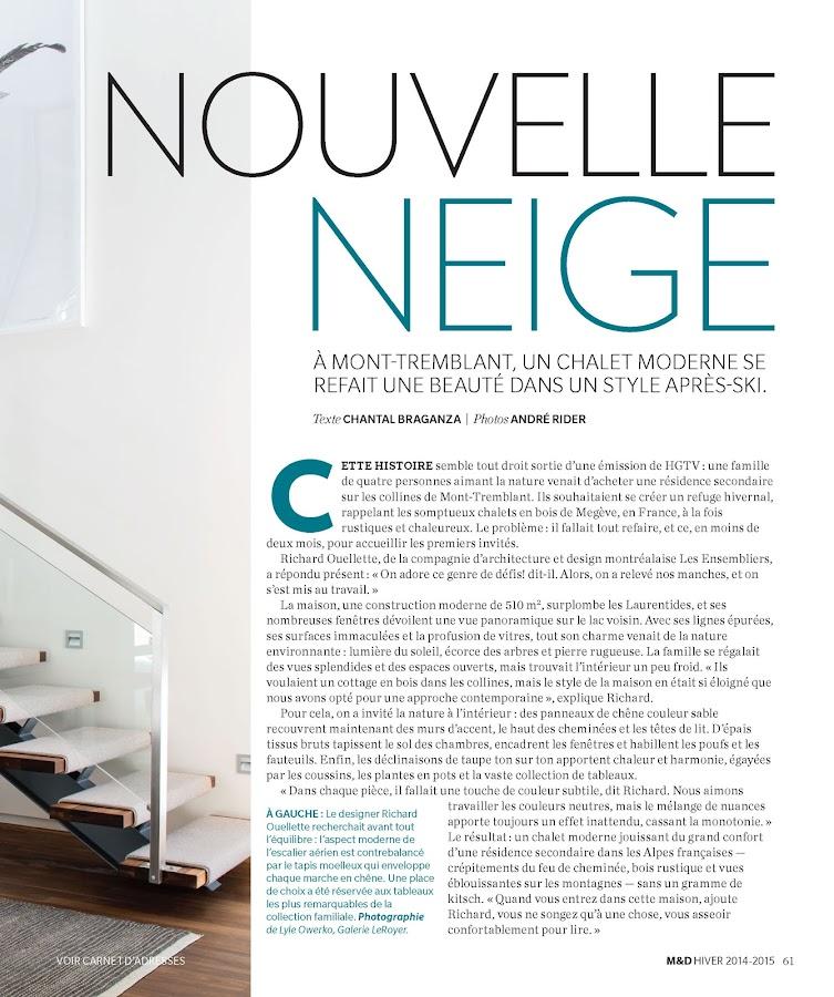 Maison & Demeure- screenshot