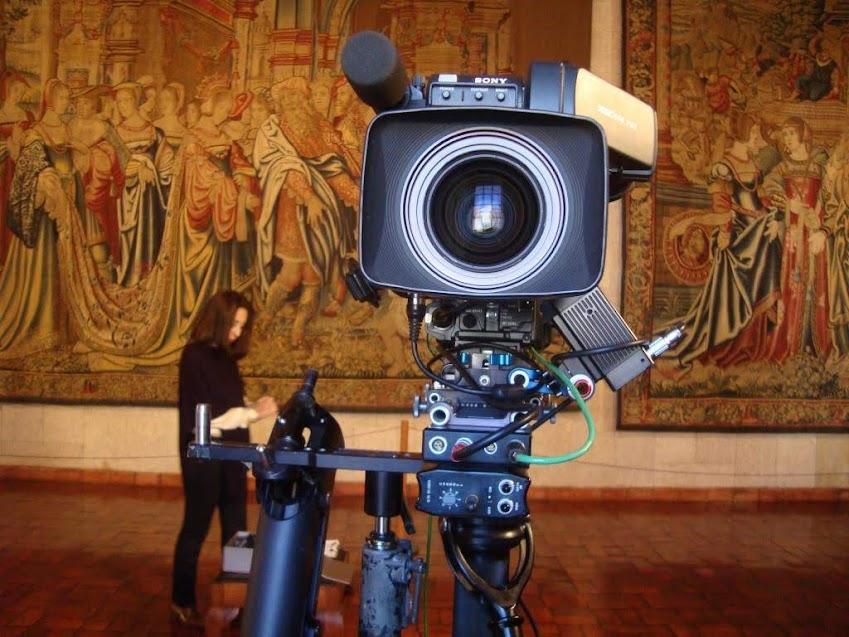 """Tapeçarias do Museu de Lamego são """"Visita Guiada"""" na rádio e televisão"""