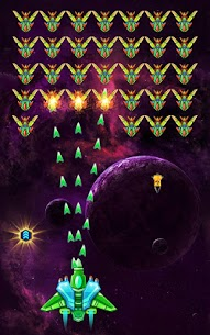 Galaxy Attack Alien Shooter Mod Apk 31.9 (Unlimited Money + Unlocked VIP-12) 9