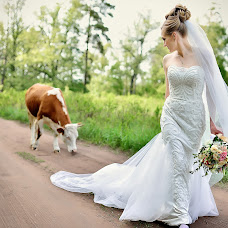 Wedding photographer Elena Raevskaya (leonflo). Photo of 01.10.2018