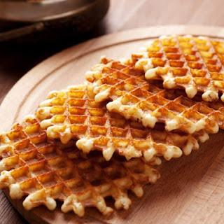 Gaufrettes (Belgian Waffles)