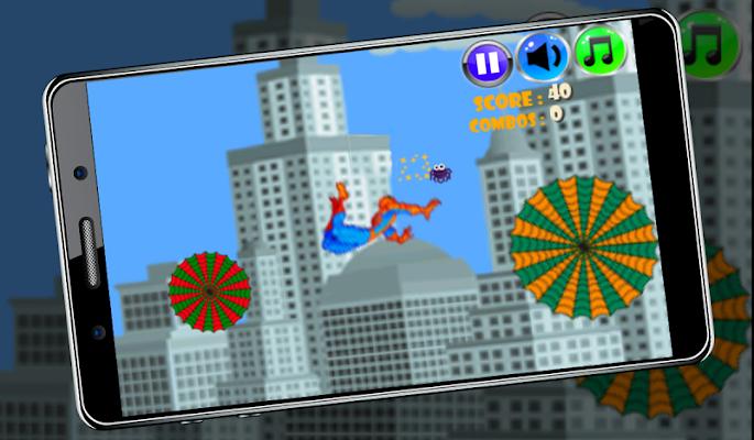 Spider World - screenshot