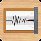 Vibromètre:sismomètre icon