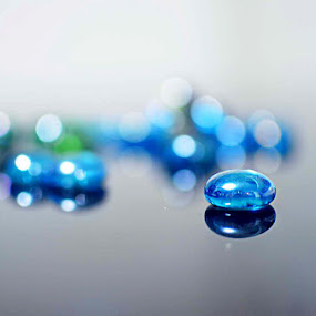 Blue Tears by Jayrol Cabagtong - Artistic Objects Other Objects