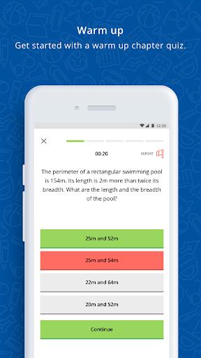 QuizNext - ICSE & CBSE Quiz App for Maths, Science 1.0.5 {cheat|hack|gameplay|apk mod|resources generator} 3
