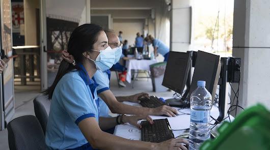 Almería suma más de 300 curados en las últimas 24 horas