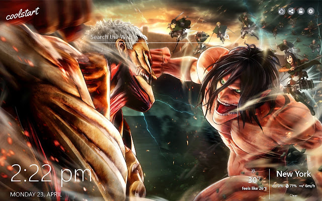 Attack On Titan Hd Wallpapers Anime Theme