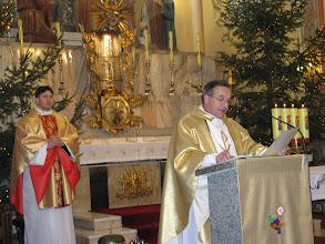 Photo: Eucharystia 27 grudnia... a po niej spotkanie opłatkowe i koncert kolęd...