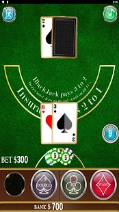BlackJack21 No Ads Screenshot
