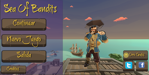 Sea Of Bandits 1.0 screenshots 1