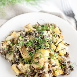 Wild Rice and Fennel Stuffing Recipe
