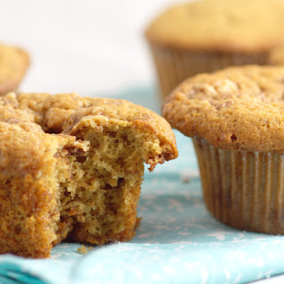 Coffee Toffee Muffins.