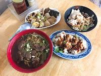 王家牛肉麵-龍華市場63號攤
