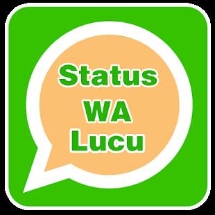 Status WA Lucu - náhled