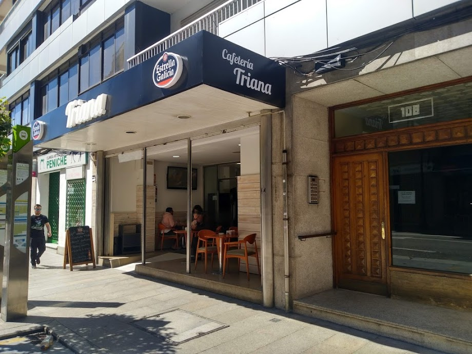 Foto Cafetería Triana 1