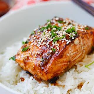 Sriracha Salmon Recipes.