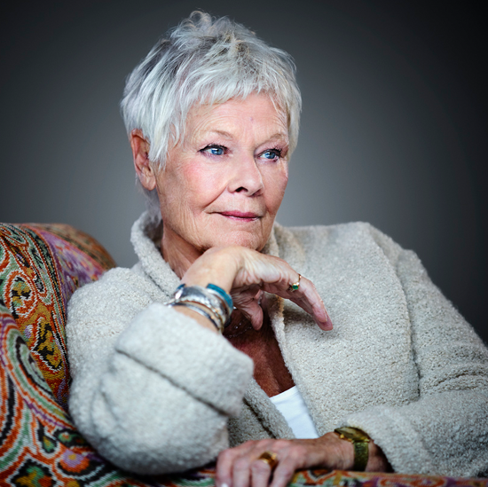 Tribute conversation: Dame Judi Dench