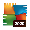 AVG AntiVirus 2020 for Android Security Free icon