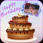 Name Photo On Birthday Cake 1.1