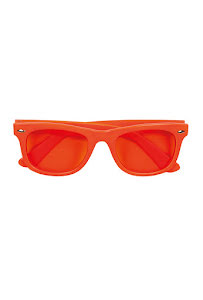 Glasögon dance, orange
