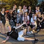 Agefarre 2018 with Team Hong Kong in Tokyo in Tokyo, Tokyo, Japan
