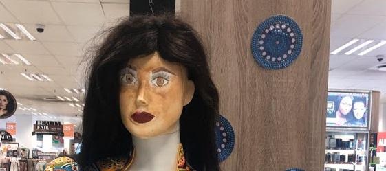 It was just bad make-up - Dis-Chem store manager on 'blackface' mannequin - SowetanLIVE