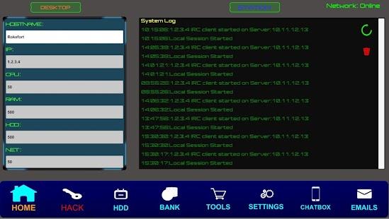 SUHACK - Hackers Game FREE - náhled