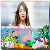 3D Water Photo Editor : Water Photo Effect