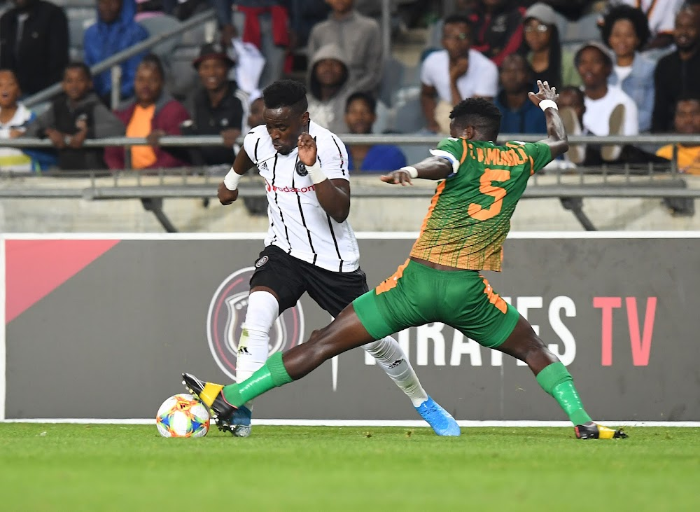Orlando Pirates crash out of Caf Champions League