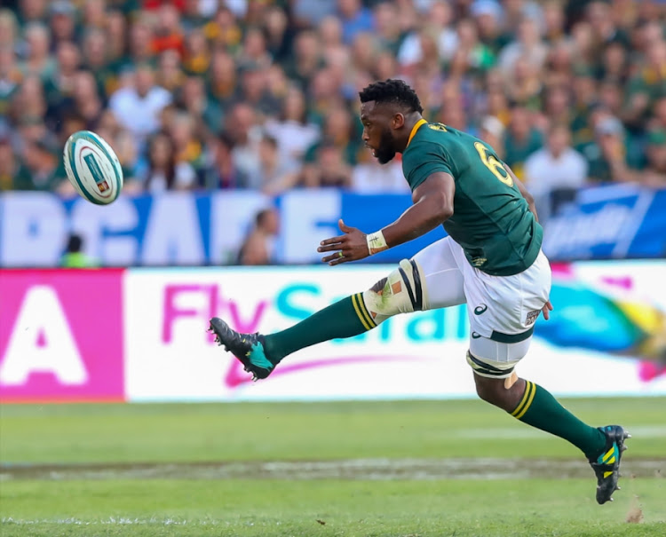Springboks captain Siya Kolisi was positive, despite the loss to Wales on Saturday.
