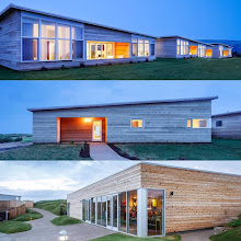 Photo: Cabot Links Projects Inverness, Nova Scotia with Omar Gandhi Architect