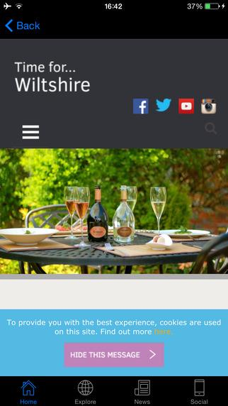 Visit Wiltshire Official App- screenshot