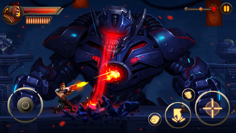 Metal Squad: Shooting Game Screenshot 15