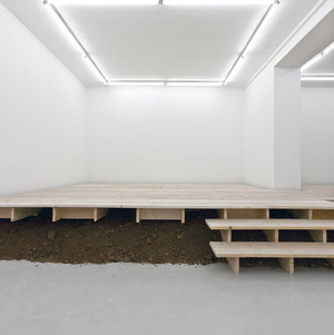 Davide Balula, The Buried Works 2012