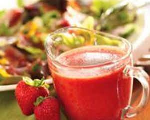 Strawberry Vinaigrette Salad Dressing