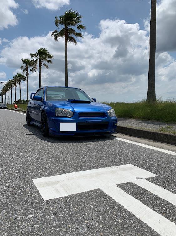 インプレッサ WRX GDAの不正改造車取締月間,千葉フォルニア,EXPREME Ti,かわいい相棒,ドライブに関するカスタム&メンテナンスの投稿画像4枚目