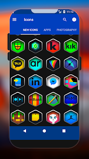 Macibo - Icon Pack Screenshot