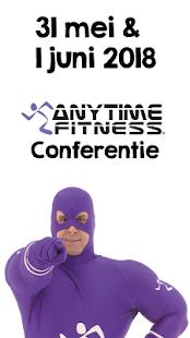 AF Benelux Conferentie 2018 - náhled